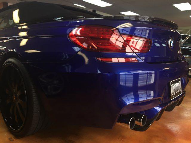2012 BMW M6 La Jolla, California 9