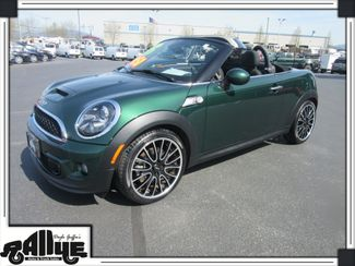 2012 Mini Cooper S Roadster in Burlington WA, 98233