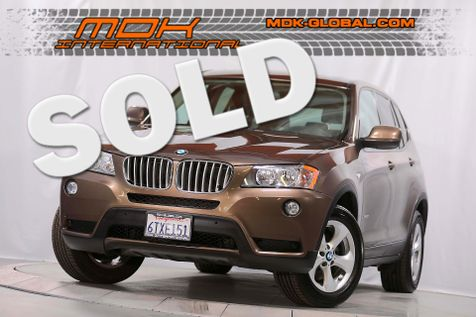 2012 BMW X3 xDrive28i 28i - Comfort access - Cold weather in Los Angeles