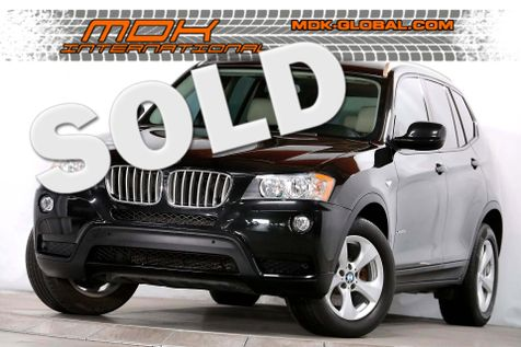 2012 BMW X3 xDrive28i 28i - Navigation - Technology pkg - AWD in Los Angeles