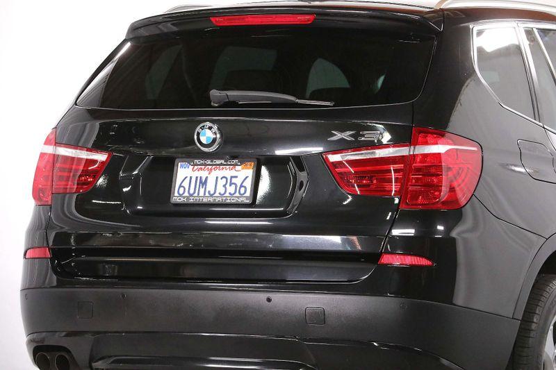 2012 BMW X3 xDrive28i 28i - Navigation - Technology pkg - AWD  city California  MDK International  in Los Angeles, California