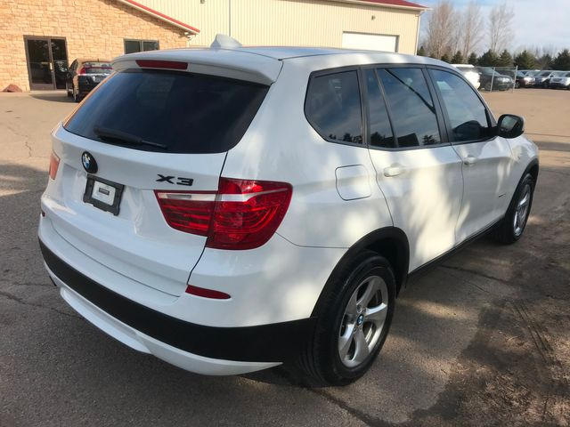 2012 BMW X3 xDrive28i 28i Farmington, MN 1