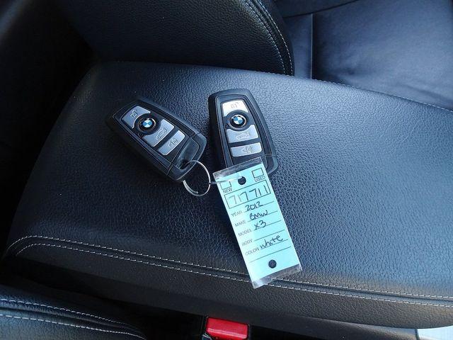2012 BMW X3 xDrive28i 28i Madison, NC 51