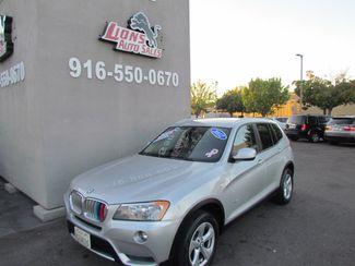 2012 BMW X3 xDrive28i 28i in Sacramento, CA 95825