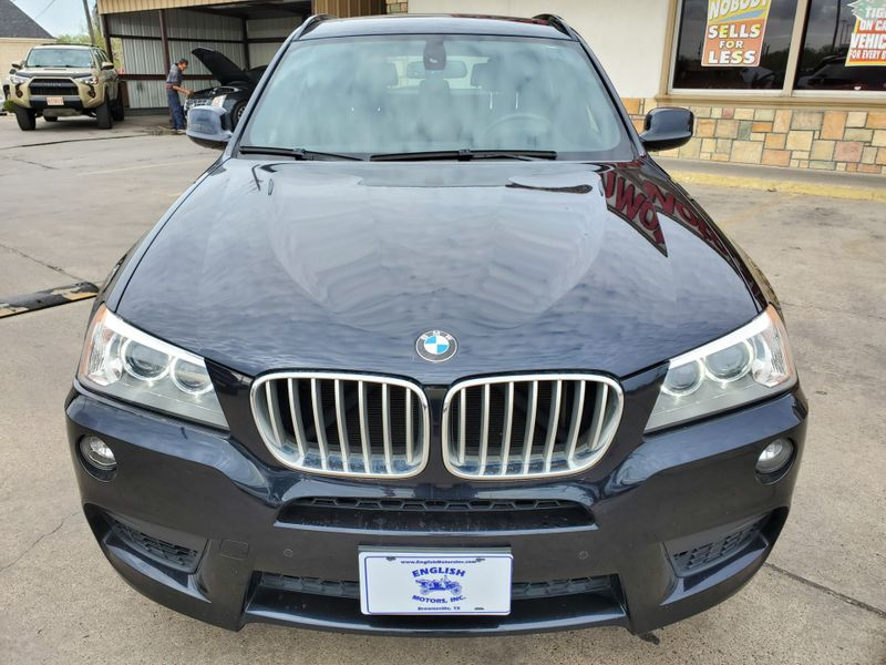 2012 BMW X3 xDrive35i 35i  Brownsville TX  English Motors  in Brownsville, TX