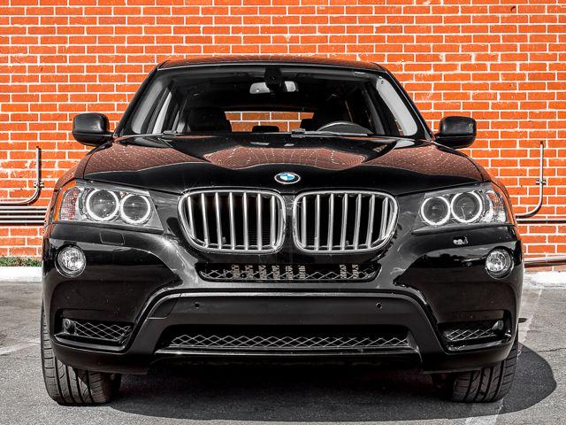 2012 BMW X3 xDrive35i 35i Burbank, CA 1