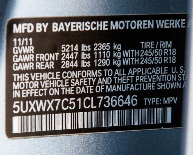 2012 BMW X3 xDrive35i 35i Burbank, CA 33