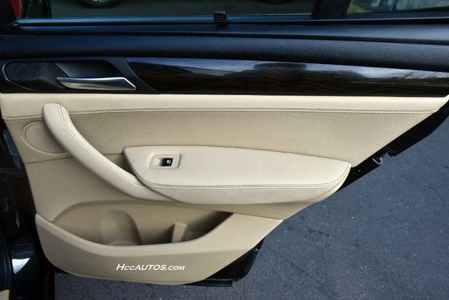 2012 BMW X3 xDrive35i 35i Waterbury, Connecticut 22