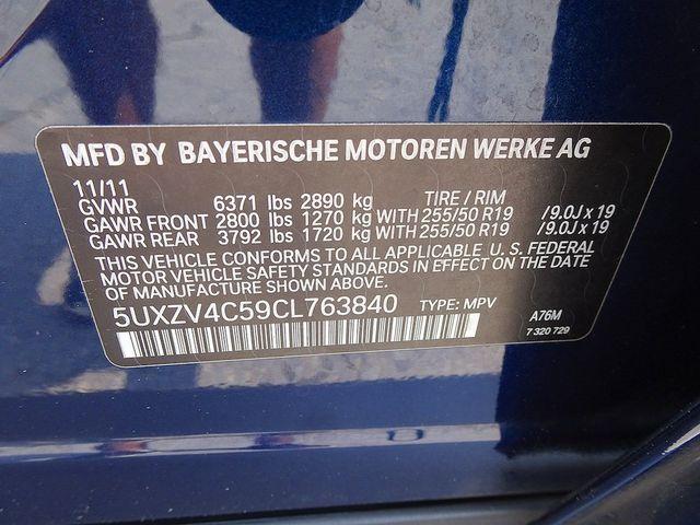2012 BMW X5 xDrive35i Madison, NC 60
