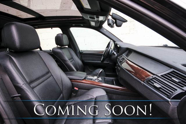 """2012 BMW X5 xDrive 50i AWD M-Sport Luxury SUV w/Head-Up Display, Technology Pkg, Panoramic Roof & 20"""" Rims in Eau Claire, Wisconsin 54703"""