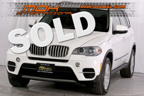 2012 BMW X5 xDrive35d 35d - Navigation - Top View Cams in Los Angeles