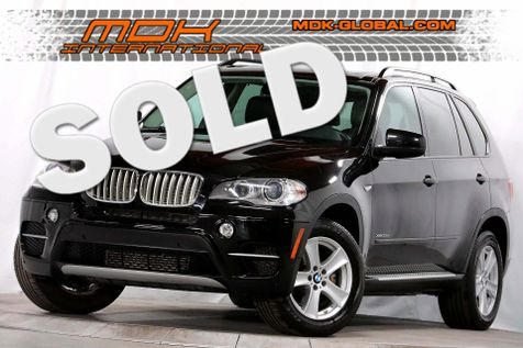 2012 BMW X5 xDrive35d 35d - Navigation - Technology pkg in Los Angeles