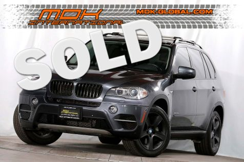 2012 BMW X5 xDrive35d 35d - 3rd row seats - Heavily optioned in Los Angeles