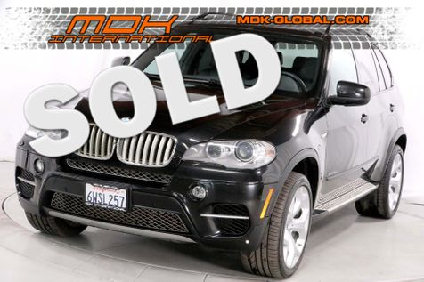 2012 BMW X5 xDrive35d 35d - Sport pkg - Navigation - Top view cam system in Los Angeles