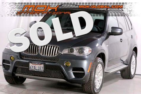 2012 BMW X5 xDrive35d 35d - Sport pkg - Comfort seats - Well Maintained in Los Angeles