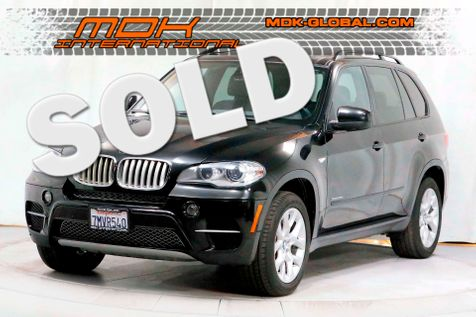 2012 BMW X5 xDrive35d 35d - Sport pkg - New tires - New Brakes in Los Angeles