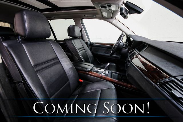 2012 BMW X5 xDrive35d AWD Clean Diesel w/Navigation, Backup Cam, Heated Seats & Panoramic Moonroof in Eau Claire, Wisconsin 54703