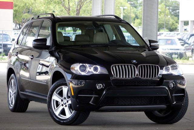 2012 BMW X5 XDrive35d *** THIRD ROW SEATING *** Diesel