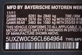 2012 BMW X5 xDrive35d 35d * 1-OWNER * Pano Roof * NAV * Keyless * BU CAM Plano, Texas 48