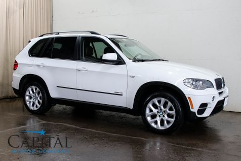 2012 BMW X5 xDrive35i AWD w/Navigation, Backup Cam, Heated Seats, Bluetooth Audio & Gorgeous Interior in Eau Claire