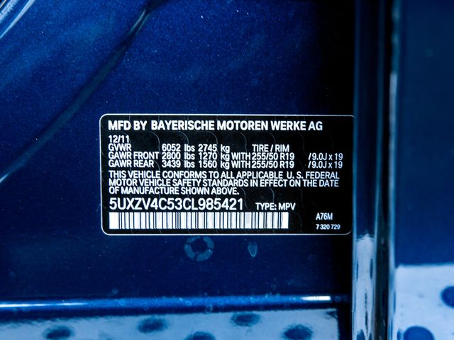 2012 BMW X5 xDrive35i 35i Burbank, CA 28
