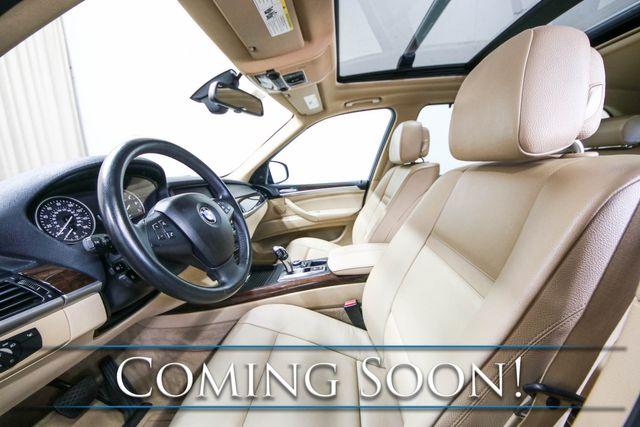 2012 BMW X5 xDrive35i AWD SUV w/3rd Row Seats, Head-Up Display, Nav, Heated Seats & Premium Audio in Eau Claire, Wisconsin 54703