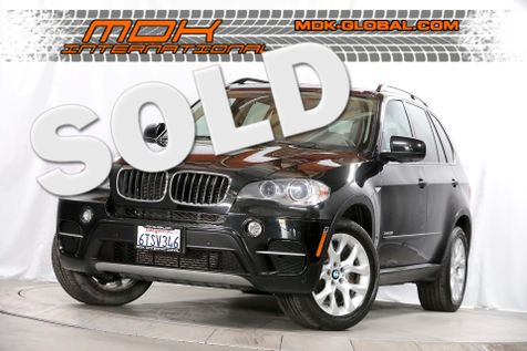 2012 BMW X5 xDrive35i Premium 35i - Technology pkg - Head up display in Los Angeles