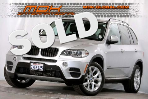 2012 BMW X5 xDrive35i Premium 35i - Navigation - DVD - 3rd row seats in Los Angeles