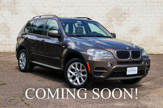 2012 BMW X5 xDrive35i AWD Luxury SUV with 3rd Row Seats, in Eau Claire, Wisconsin