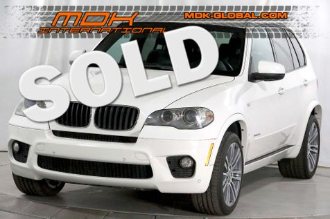 2012 BMW X5 xDrive35i Sport Activity 35i - M Sport pkg - Comfort seats - Comfort access in Los Angeles