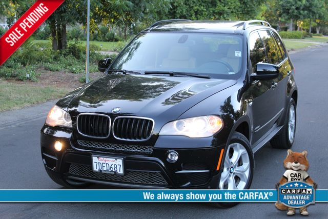 2012 BMW X5 xDrive35i Sport Activity 35i NAVIGATION SERVICE RECORDS in Van Nuys, CA 91406