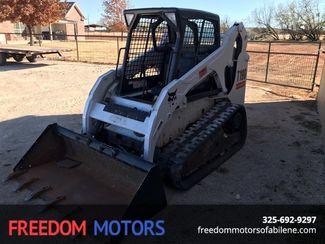 2012 Bobcat T190 Compact Track Loader in Abilene,Tx, Texas 79605
