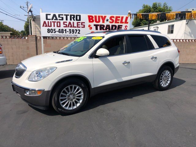 2012 Buick Enclave Leather in Arroyo Grande, CA 93420