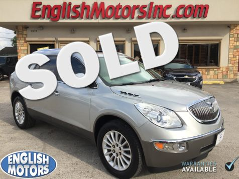 2012 Buick Enclave Leather in Brownsville, TX