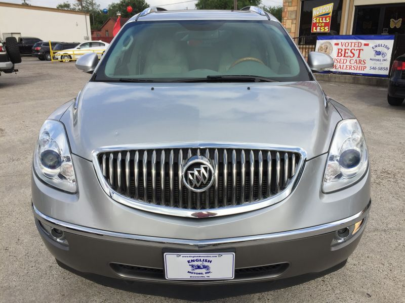 2012 Buick Enclave Leather  Brownsville TX  English Motors  in Brownsville, TX