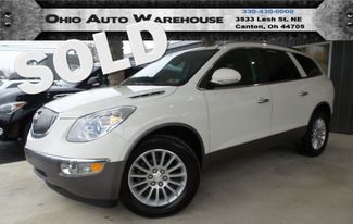 2012 Buick Enclave AWD Tv/DVD Leather 1-Own Cln Carfax We Finance | Canton, Ohio | Ohio Auto Warehouse LLC in Canton Ohio