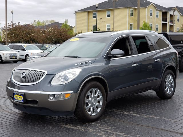 2012 Buick Enclave Leather   Champaign, Illinois   The Auto Mall of Champaign in Champaign Illinois