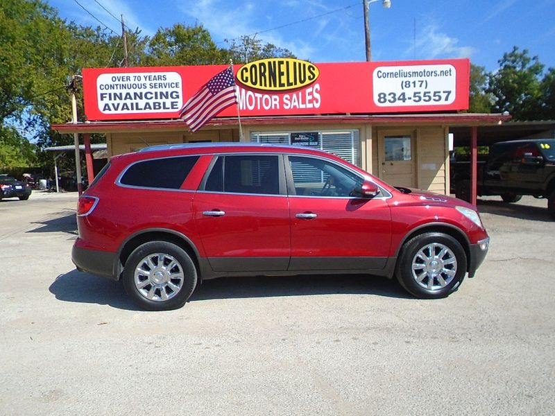 2012 Buick Enclave Leather | Fort Worth, TX | Cornelius Motor Sales in Fort Worth TX