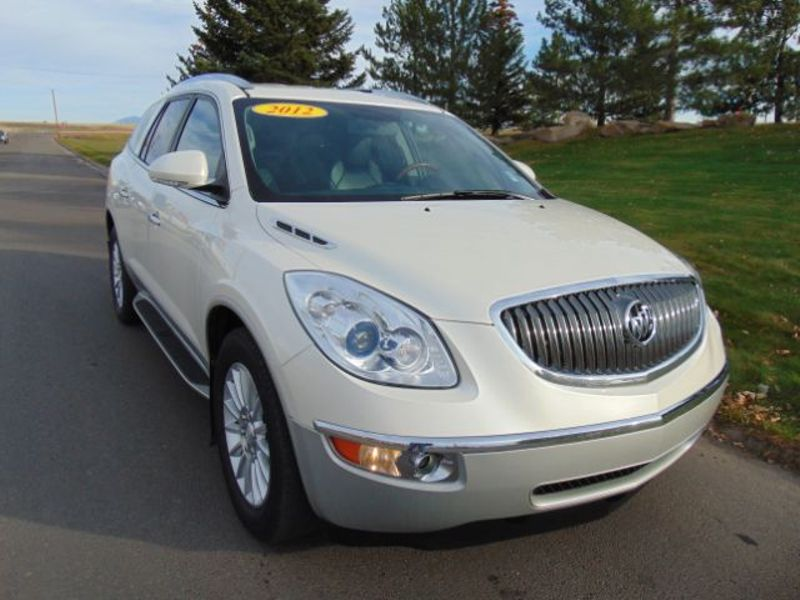 2012 Buick Enclave Leather  city MT  Bleskin Motor Company   in Great Falls, MT
