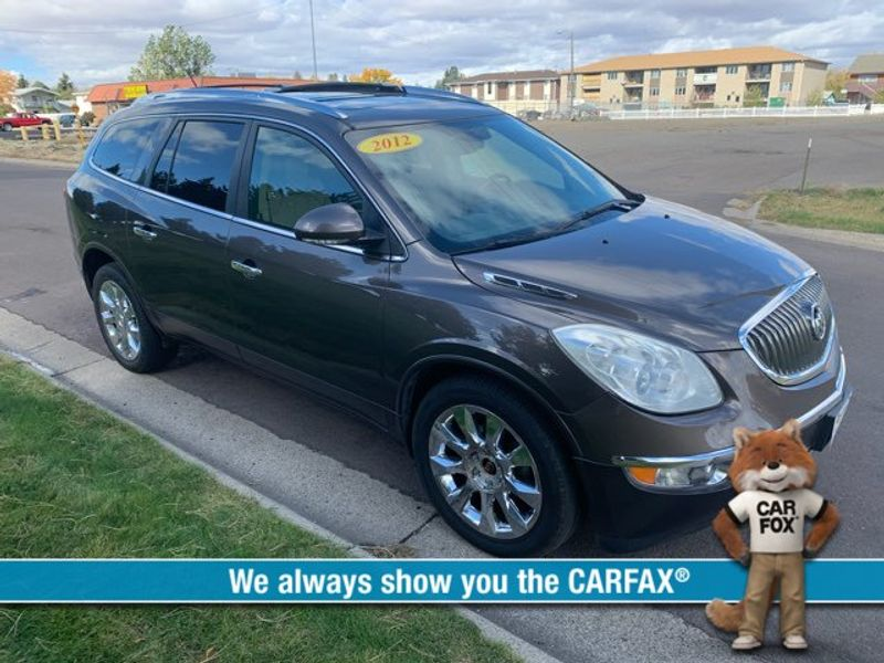 2012 Buick Enclave Premium  city MT  Bleskin Motor Company   in Great Falls, MT