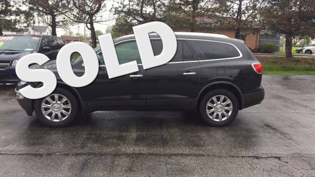 2012 Buick Enclave 4x4 Leather Ontario, OH
