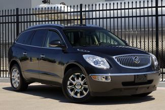 2012 Buick Enclave CXL* Leather* Sunroofs* BU Cam* EZ Finance**   Plano, TX   Carrick's Autos in Plano TX