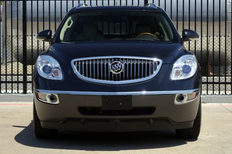 2012 Buick Enclave CXL* Leather* Sunroofs* BU Cam* EZ Finance** | Plano, TX | Carrick's Autos in Plano, TX
