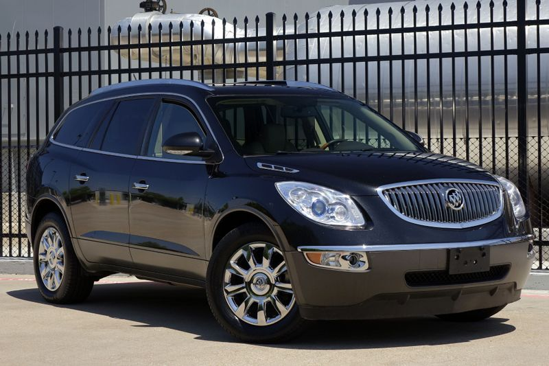 2012 Buick Enclave CXL* Leather* Sunroofs* BU Cam* EZ Finance** | Plano, TX | Carrick's Autos in Plano TX