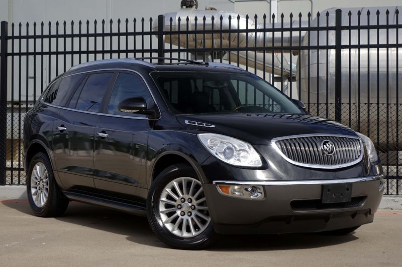 2012 Buick Enclave Leather*CXL2* Nav* BU Cam* DVD* Sunroofs* EZ Finan | Plano, TX | Carrick's Autos in Plano TX