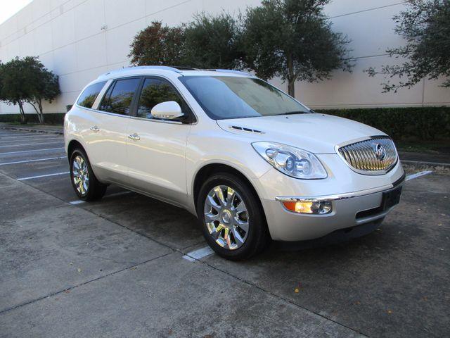 2012 Buick Enclave Clean Car Fax Premium 60K miles 1 Owner