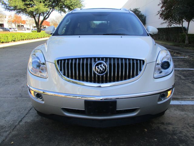 2012 Buick Enclave Clean Car Fax Premium 60K miles 1 Owner in Plano Texas, 75074