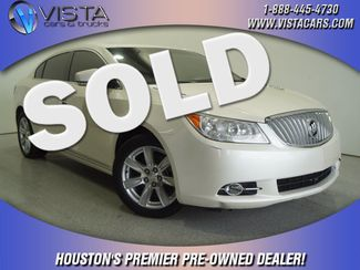 2012 Buick LaCrosse Leather  city Texas  Vista Cars and Trucks  in Houston, Texas