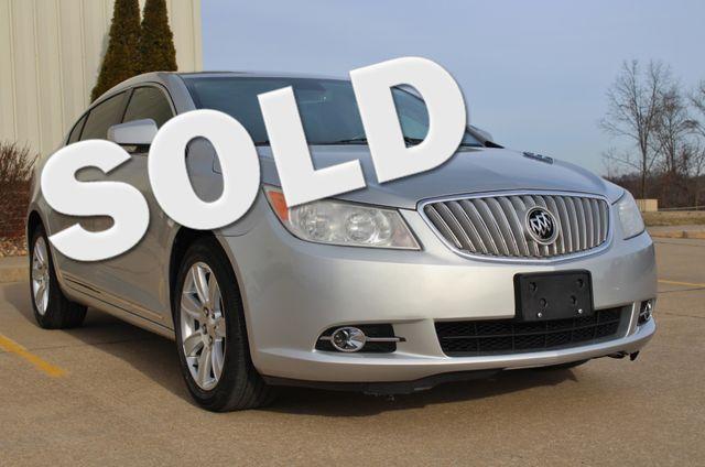 2012 Buick LaCrosse Premium in Jackson, MO 63755