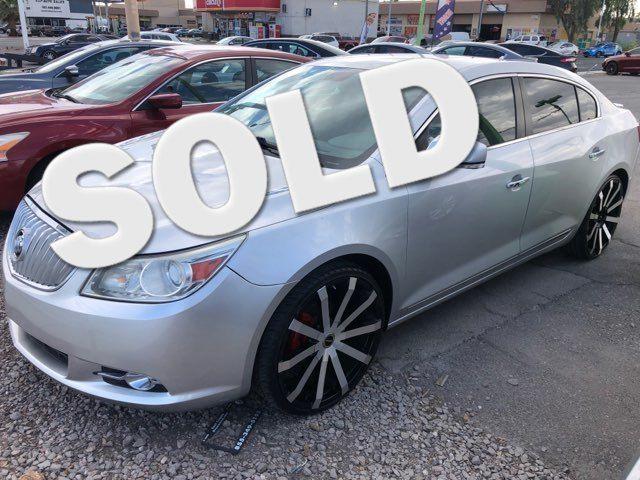 2012 Buick LaCrosse Premium 1 CAR PROS AUTO CENTER (702) 405-9905 Las Vegas, Nevada